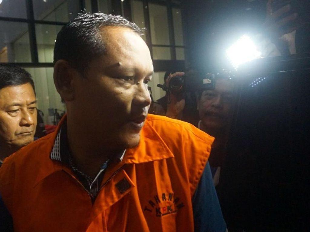Penyuap Pimpinan DPRD Lampung Tengah Segera Disidang