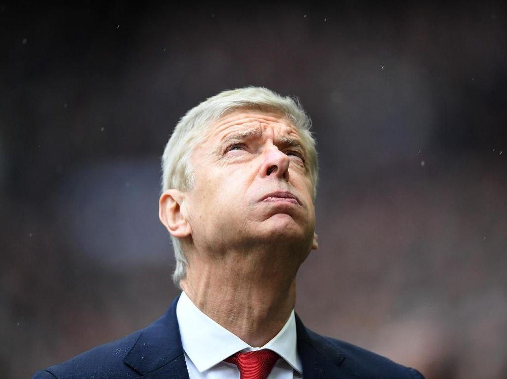 Manajer-Manajer yang Berpotensi Gantikan Wenger di Arsenal