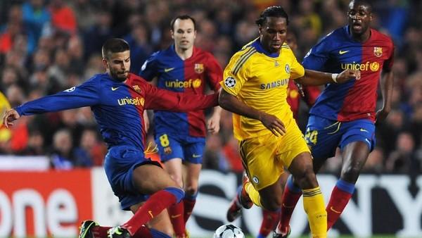 Pique Waspadai Potensi Ancaman Chelsea