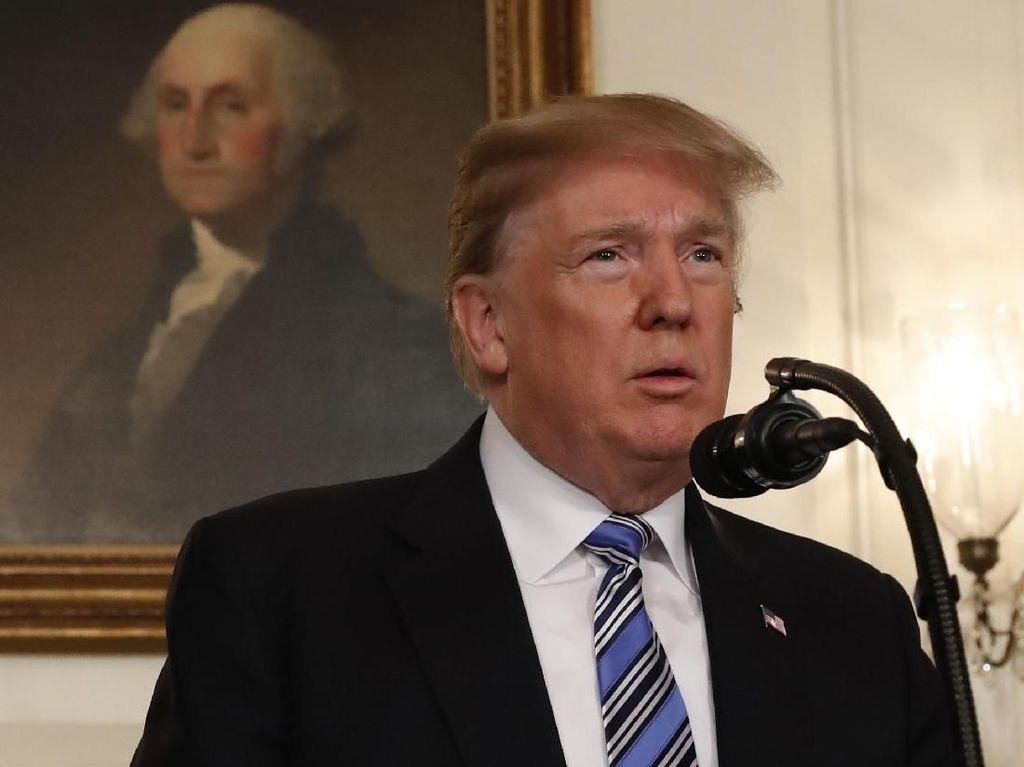 Trump: AS Akan Buat Keputusan Segera Soal Serangan Kimia Suriah