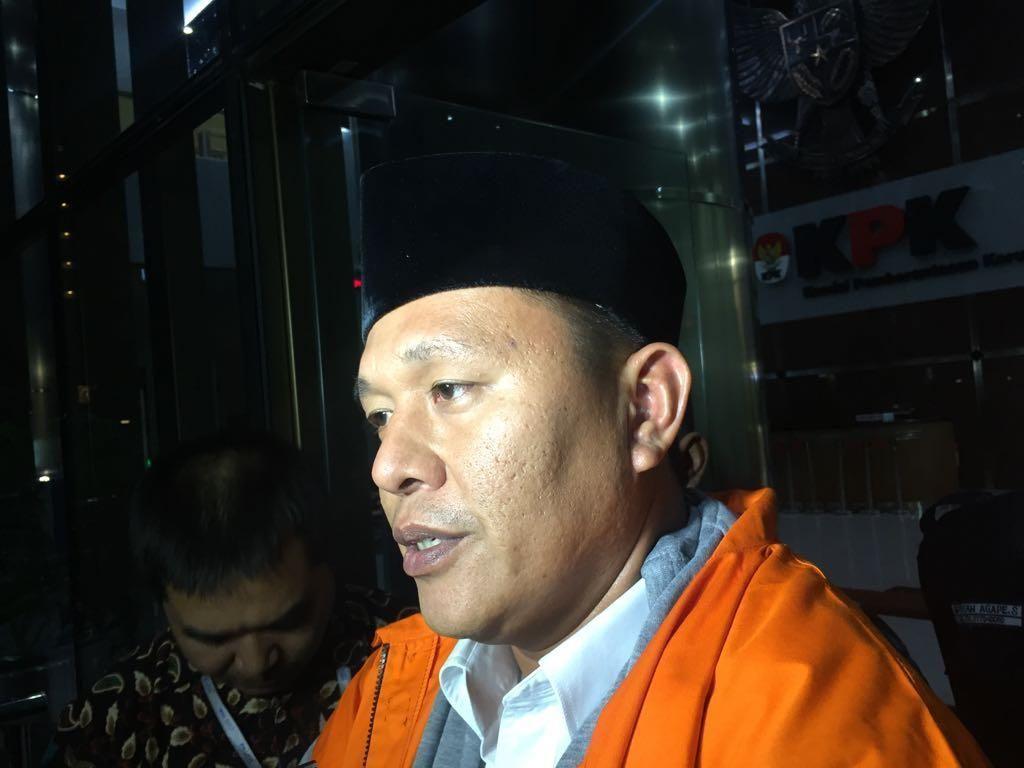 Ditahan KPK, Mustafa Minta Pendukungnya di Pilgub Lampung Bersabar