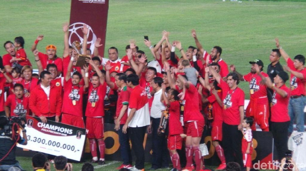 #PersijaDay Menggema di Ajang #PialaPresiden