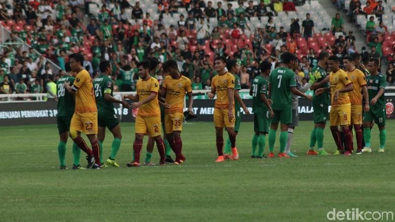Rahmad Darmawan Akui Sriwijaya FC Mengawali Laga dengan Lambat