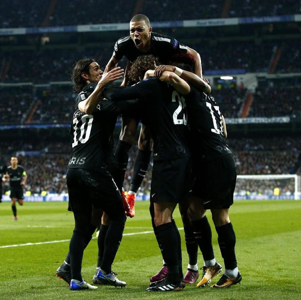 Emery Tetap Yakin PSG Bisa Singkirkan Madrid