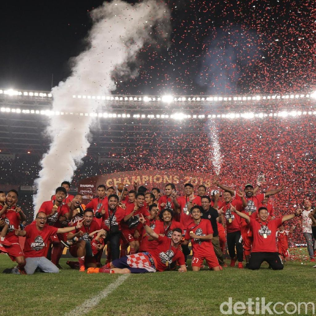 Persija Juara di Dua Turnamen Pramusim, Bepe: Ini Warning Bagi Klub-klub Liga 1