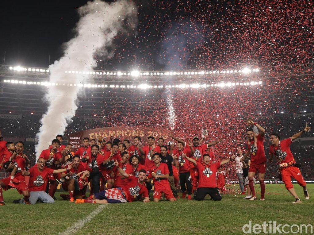 Liga 1 2019 Dua Pekan Lagi, Sponsor Masih Misterius