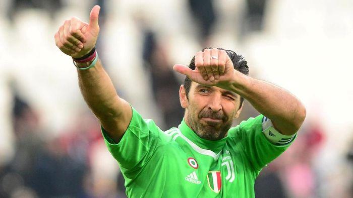 Gianluigi Buffon. (Foto: Massimo Pinca/Reuters)