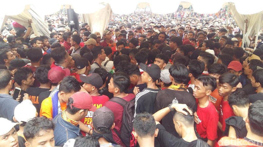 Panpel Raup Rp 5,8 M dari Penjualan Tiket Final Piala Presiden