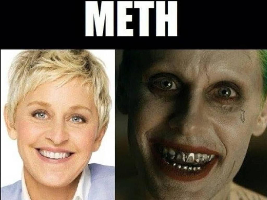 Meme Lucu yang Ingatkan Agar Kita Jangan Terjebak Narkoba