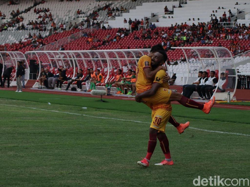 Menang, tapi Rahmad Darmawan Sesali Sriwijaya FC Buang-Buang Peluang
