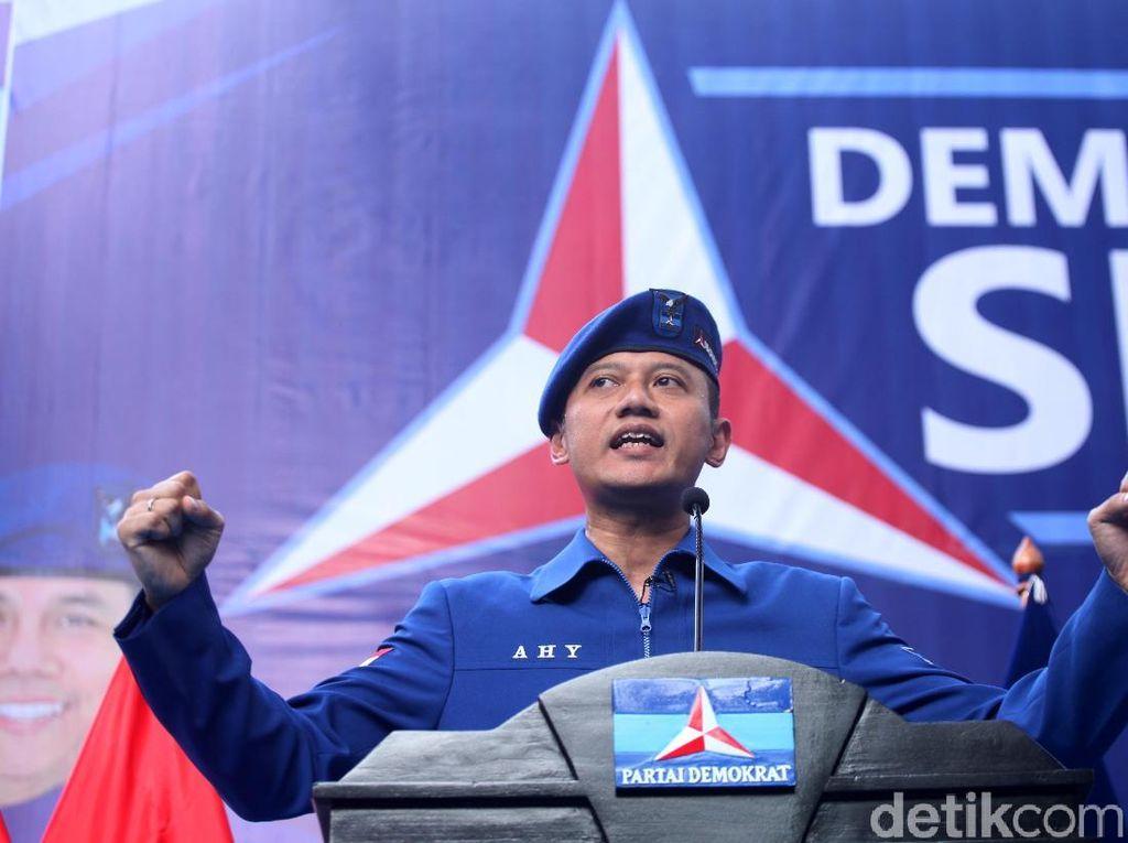 Demokrat Segera Jual AHY ke Partai-partai untuk Pilpres 2019