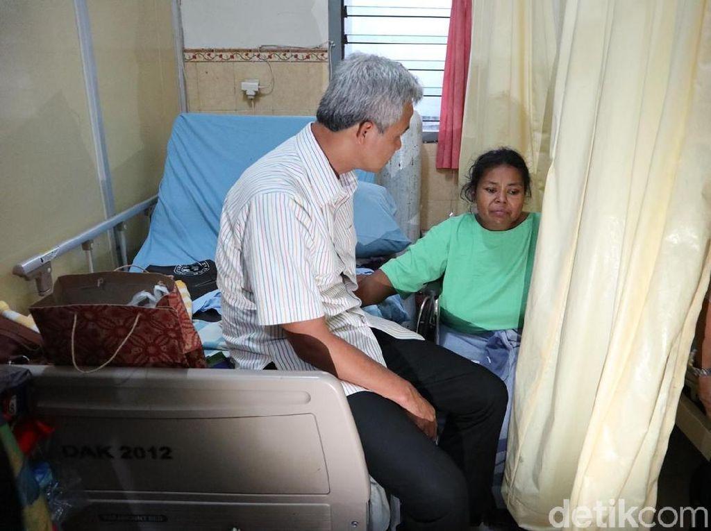 Ibunda Rayyan Meninggal, Ganjar Janjikan Bantuan Beasiswa