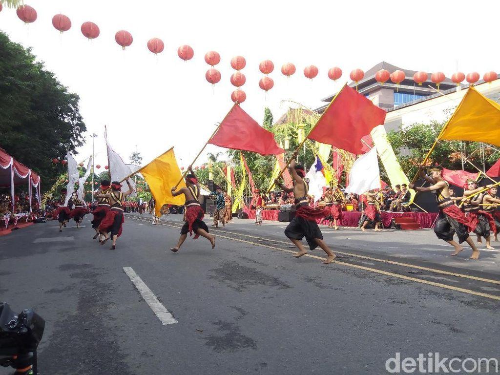 Akhir Nahas Sunan Kuning: Tercerai dari Pasukan Tionghoa, Dibuang VOC