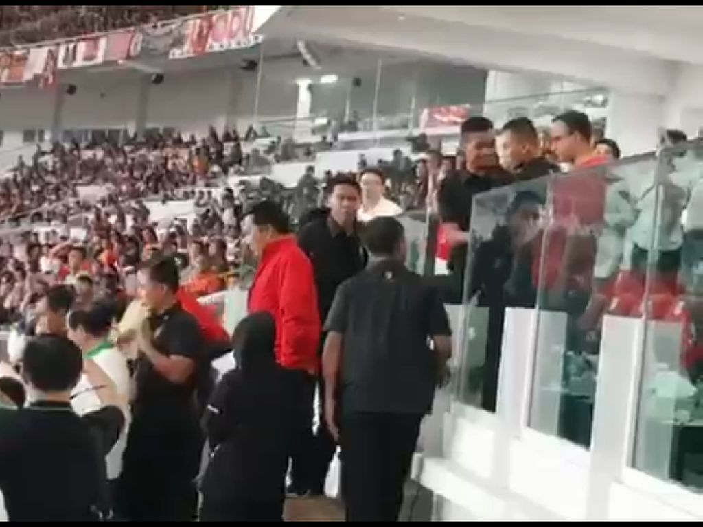 NasDem DKI: Anies Layak Dampingi Jokowi ke Podium Piala Presiden