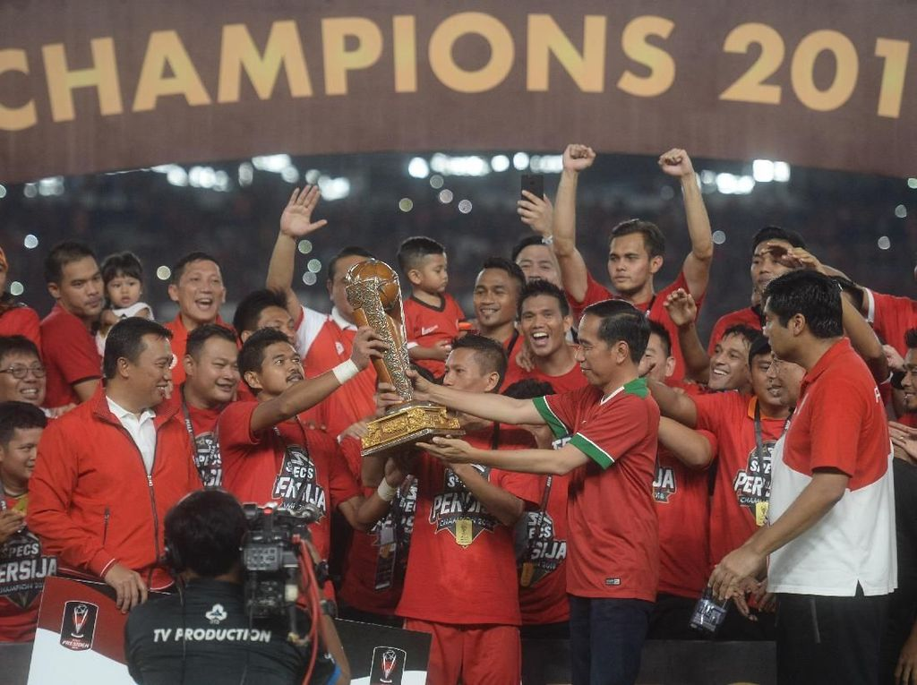 Piala Presiden 2018 Raup Untung Rp 9 M