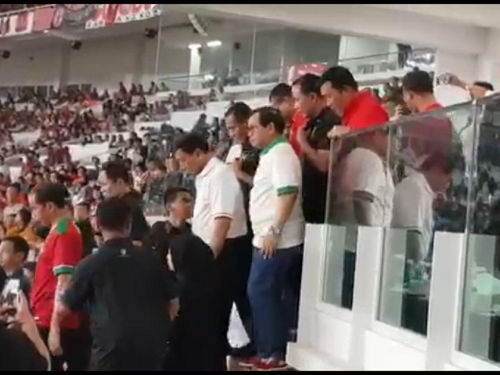 Istana: Tak Ada Arahan dari Jokowi untuk Cegah Anies ke Podium