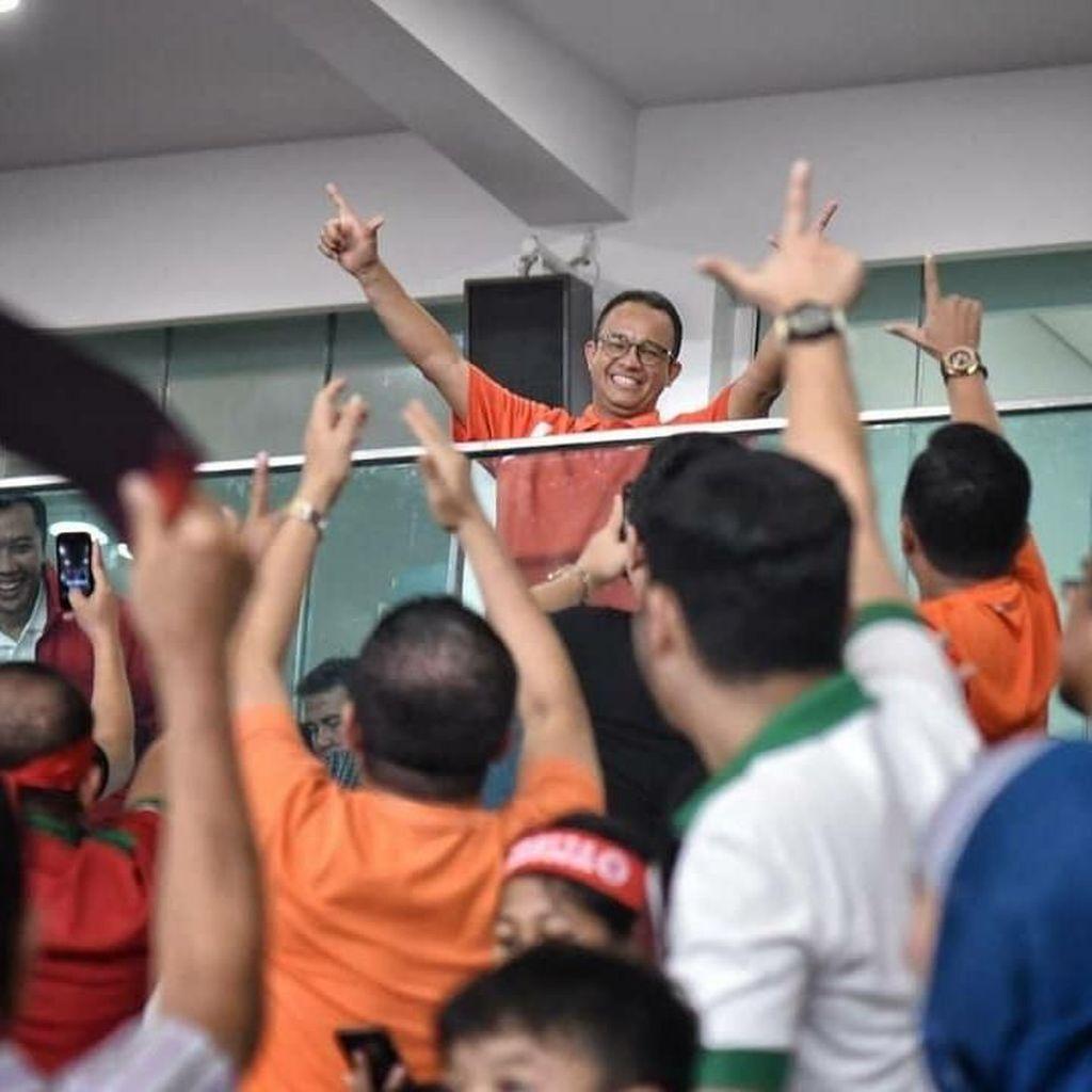 The Jakmania ke Gubernur Anies: Pak, Stadion Dong...