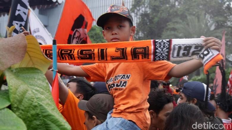 Persija Bantah Hanya Suporter Ber-KTA yang bisa Tonton Piala AFC