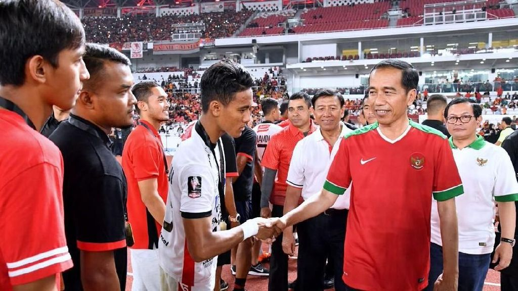 Timnas U-16 Juara, Jokowi: Kado Terindah Jelang Hari Kemerdekaan