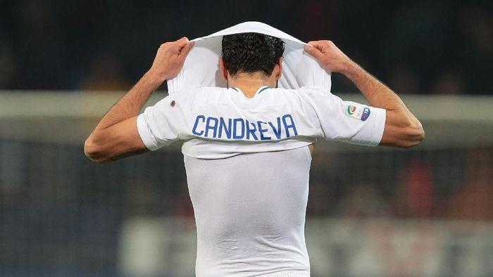 Antonio Candreva mencari jalan keluar dari Inter Milan. (Foto: Emilio Andreoli/Getty Images)