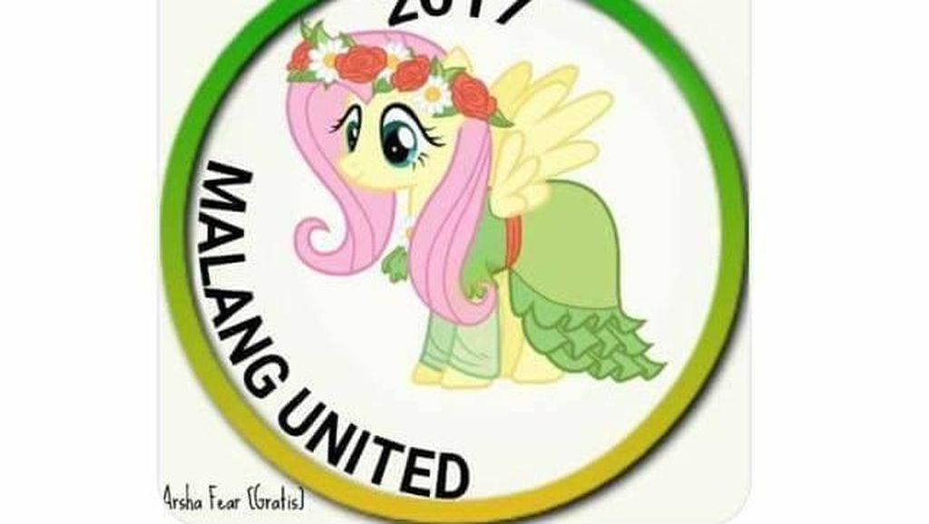 Ini Dia Lelucon Logo Baru Malang United
