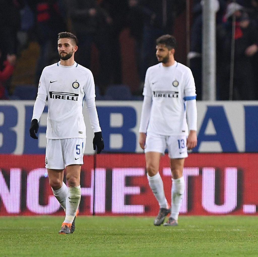 Ini yang Harus Dilakukan Inter untuk Keluar dari Masa Sulit