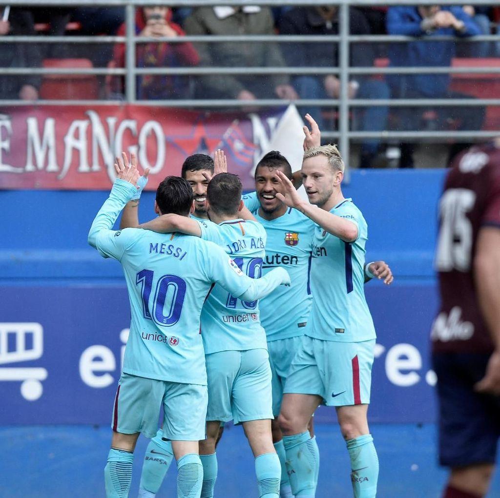 Barcelona-nya Valverde Sudah Samai Rekor Tak Terkalahkan Era Guardiola