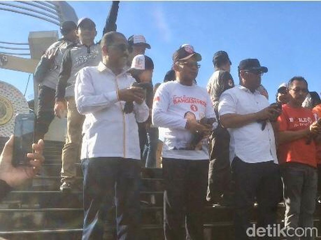 Quick Count Pilgub Maluku LSI Denny JA: Murad-Barnabas 44,32%