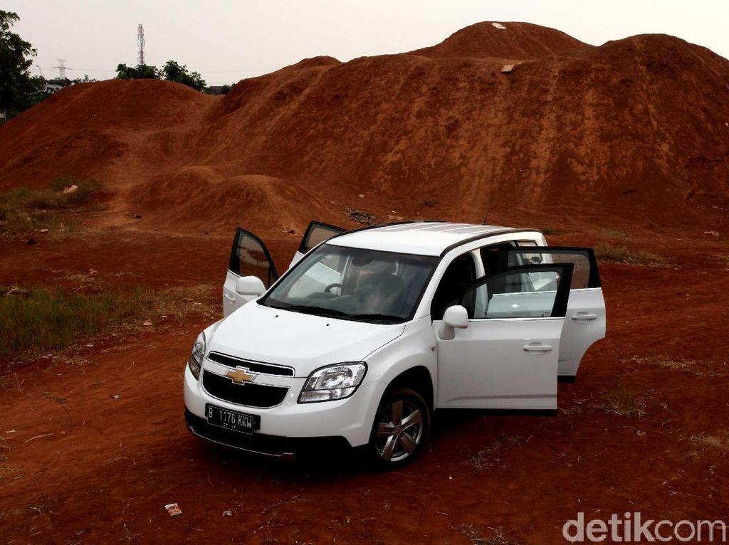 Chevrolet dkk Terkena Recall Sedunia