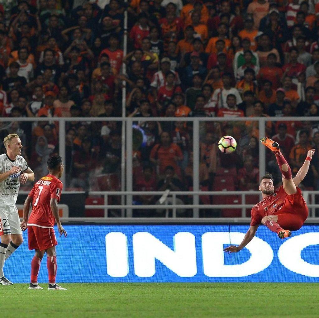 Persija Yakin Bisa Gunakan GBK di Piala AFC