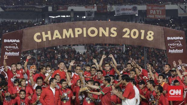 Persija punya motivasi tinggi untuk mengalahkan Tampines Rovers usai juara Piala Presiden 2018.