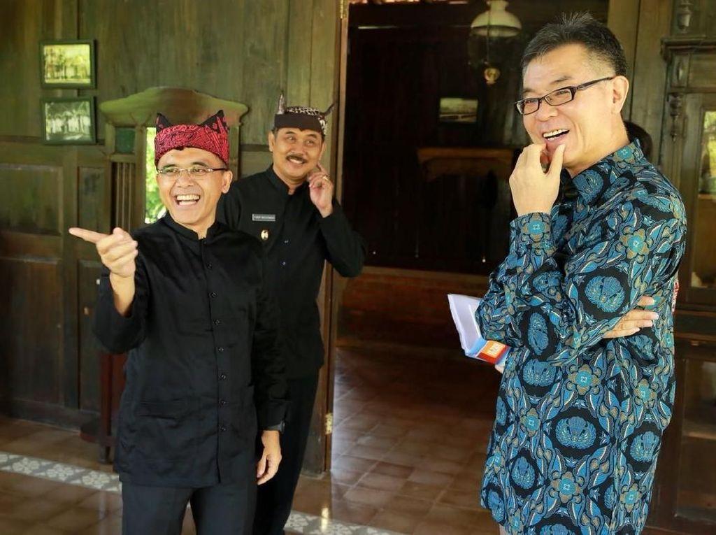 Banyuwangi Difasilitasi Jepang Belajar Pembangunan Wisata