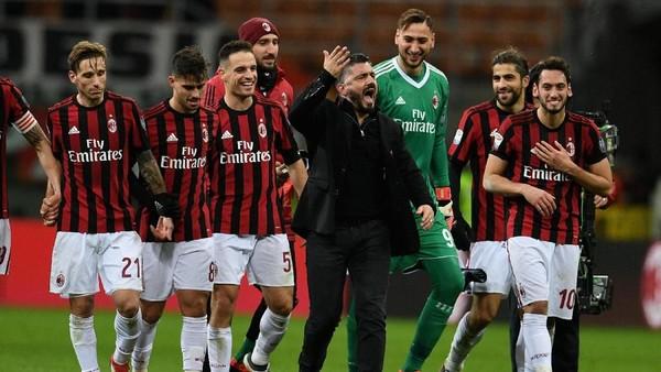 Akui Juventus Lebih Kuat, Gattuso Tuntut Milan Tampil Sempurna