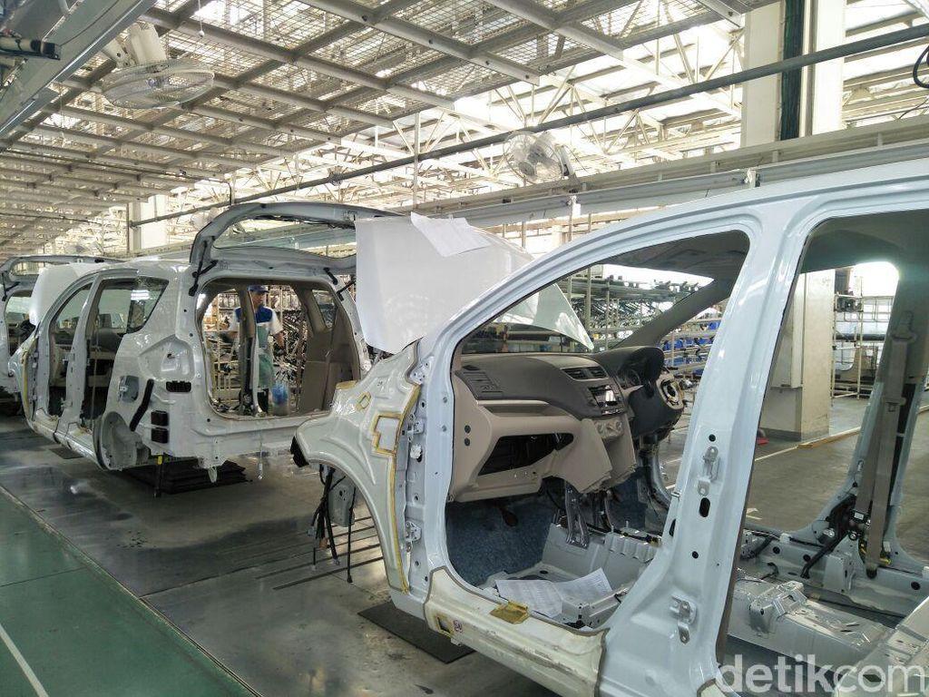 Kasus Corona Belum Sebanyak RI, India Sudah Setop Pabrik Kendaraan