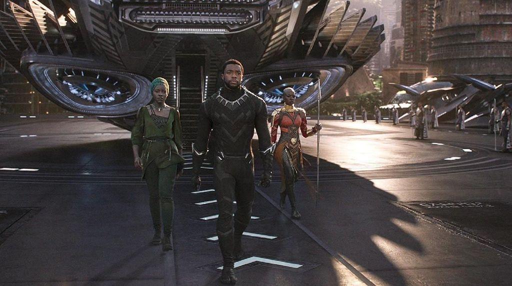 Usaha Disney hingga Black Panther Masuk Nominasi Oscar