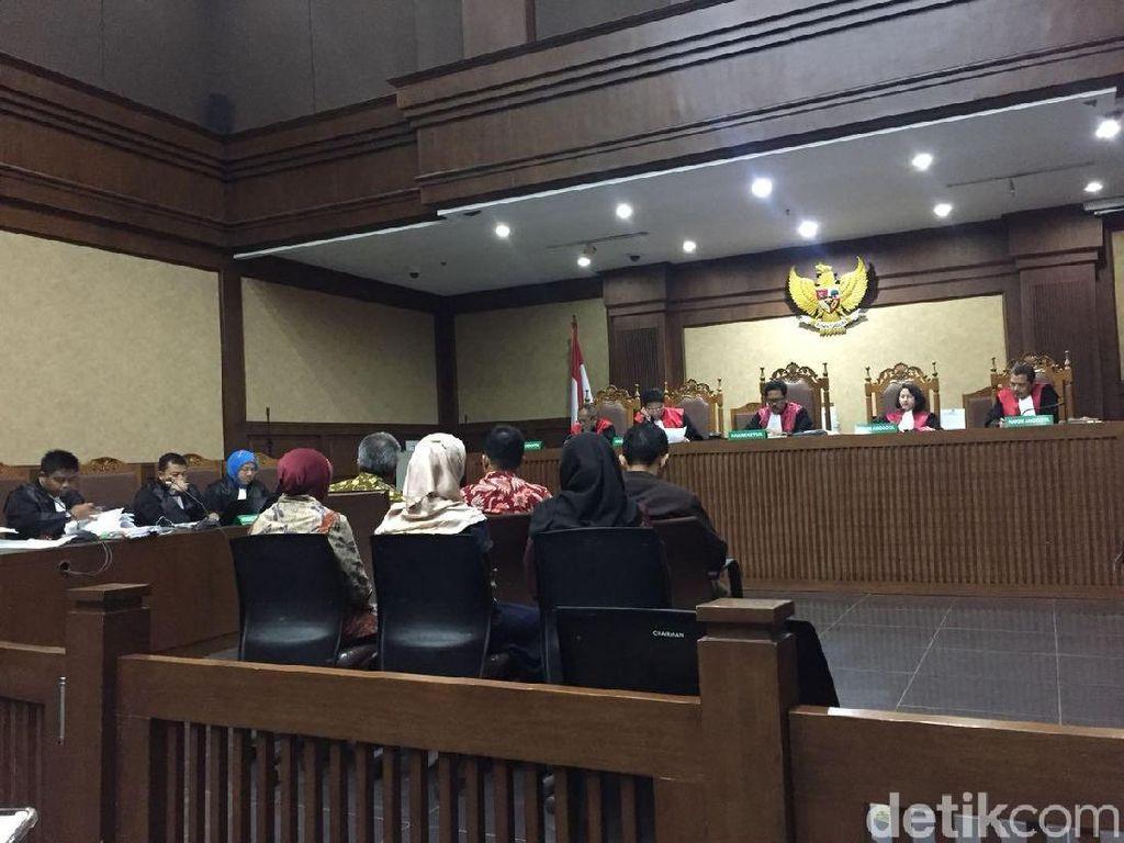 Jaksa Telisik soal Anggota Tim Fatmawati yang Digaji Andi Narogong