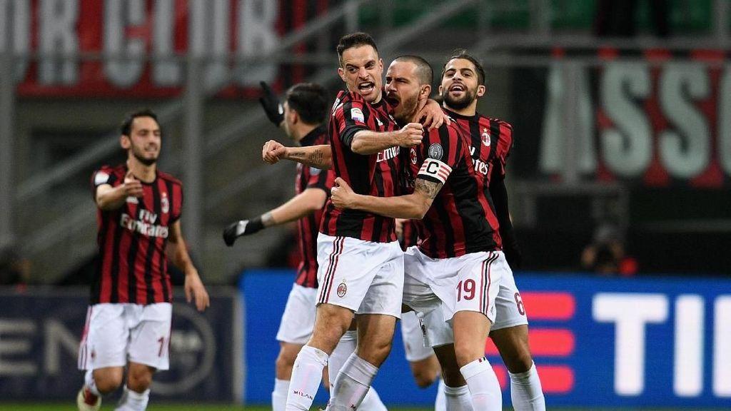 Pekan-Pekan Berat Menanti Milan