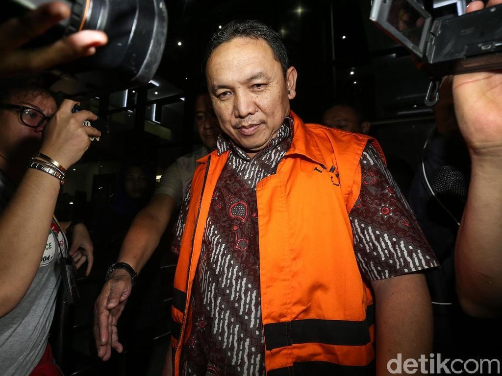 Rudi Erawan Mengaku Usulkan Nama Eks Kepala BPJN ke Elite PDIP