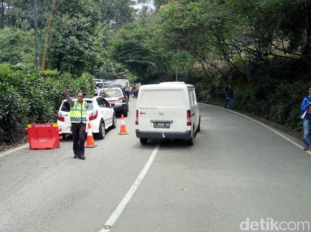 Gantikan One Way, Kanalisasi 2-1 Bakal Diuji Coba di Puncak Bogor