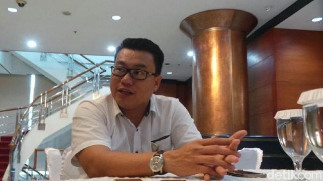 Risyanto Suanda Dirut Perum Perindo/Foto: Selfie Miftahul Jannah