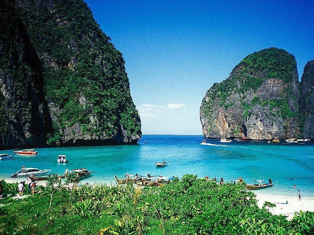 Sabar, Thailand Baru Buka Pintu Buat Turis Juni 2021