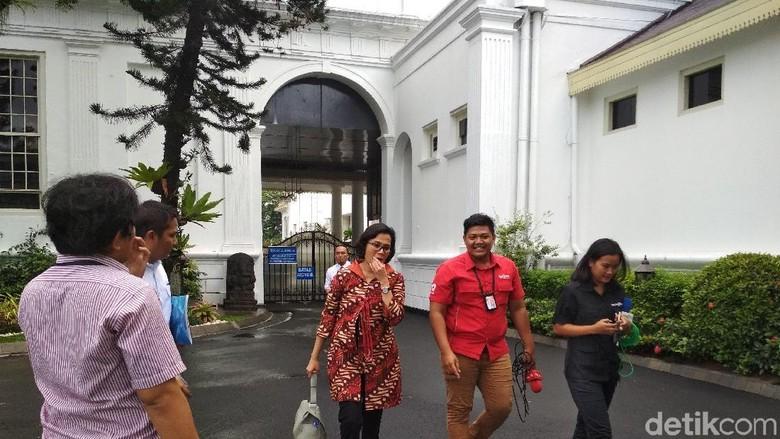 Temui Jokowi, Sri Mulyani Bahas Jurus RI Genjot Investasi