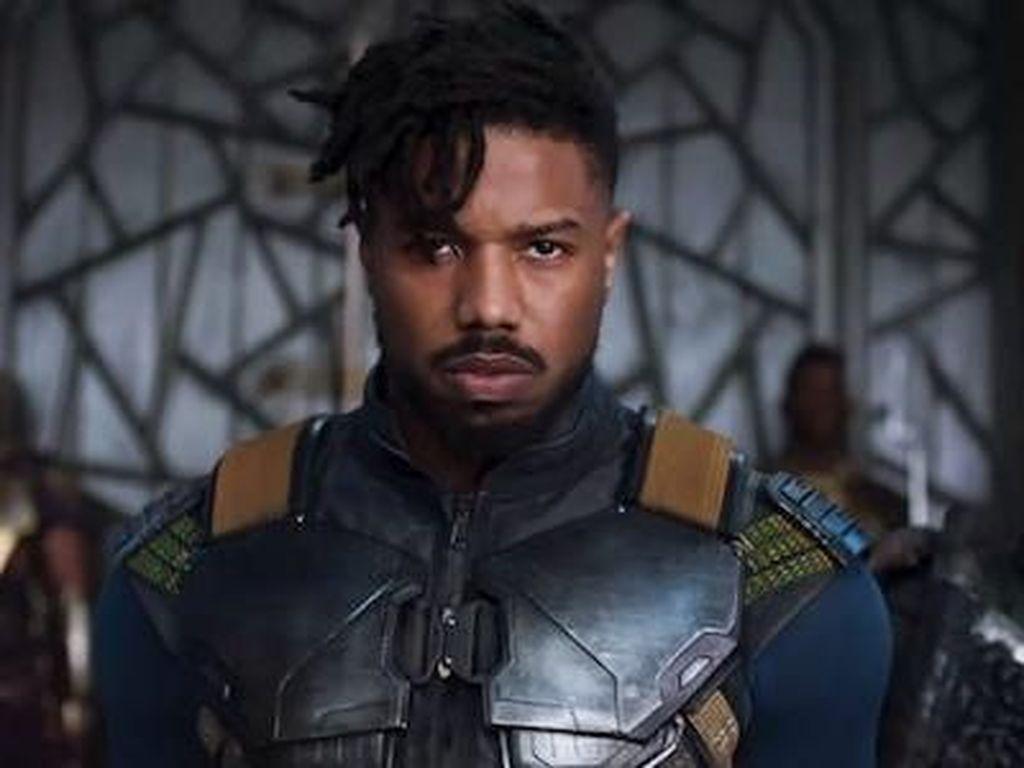 Sukses di Black Panther, Michael B Jordan Dilirik Jadi Superman?
