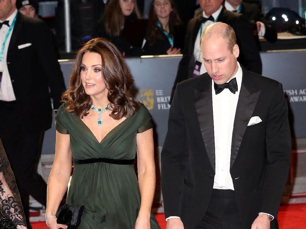 Lindo Wing Bersiap Sambut Anak Ketiga Pangeran William-Kate