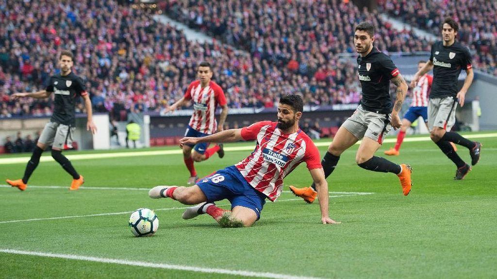 Atletico Tundukkan Bilbao 2-0