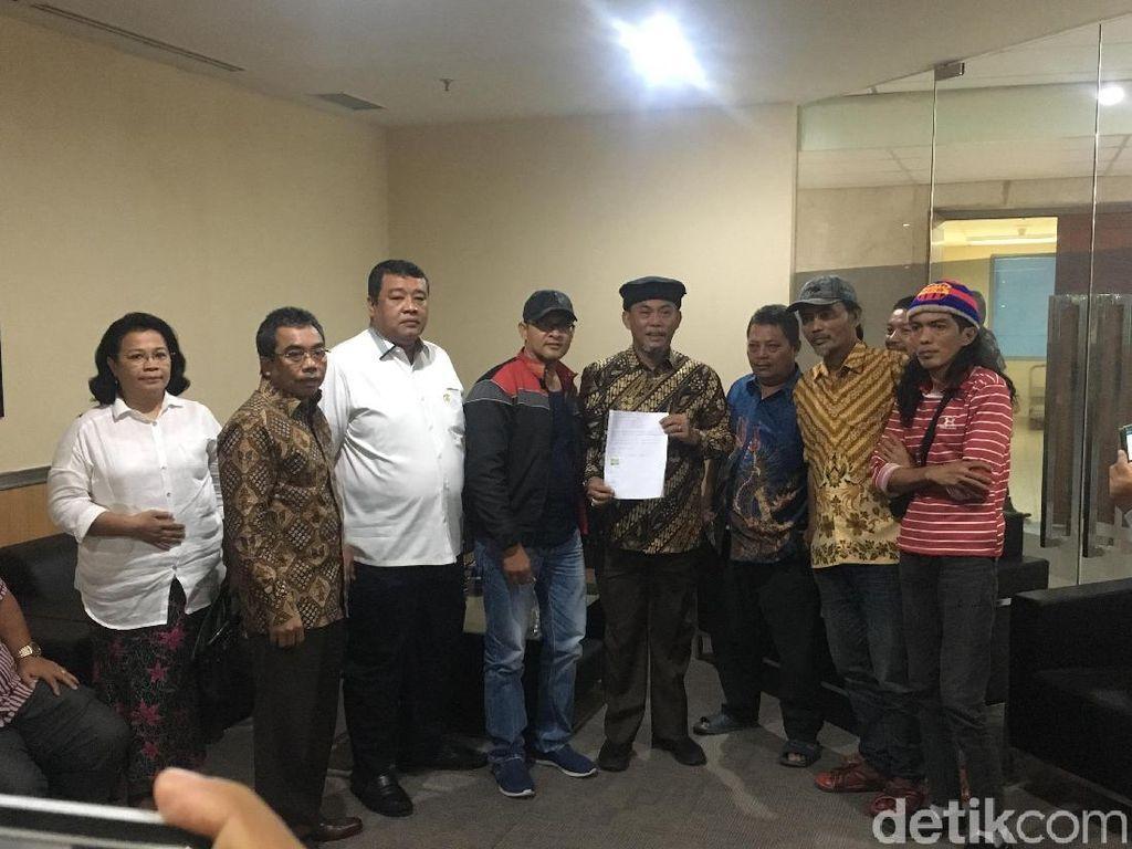 Tanya Hak Interpelasi ke DPRD DKI, Warga Minta Jalan Jatibaru Dibuka