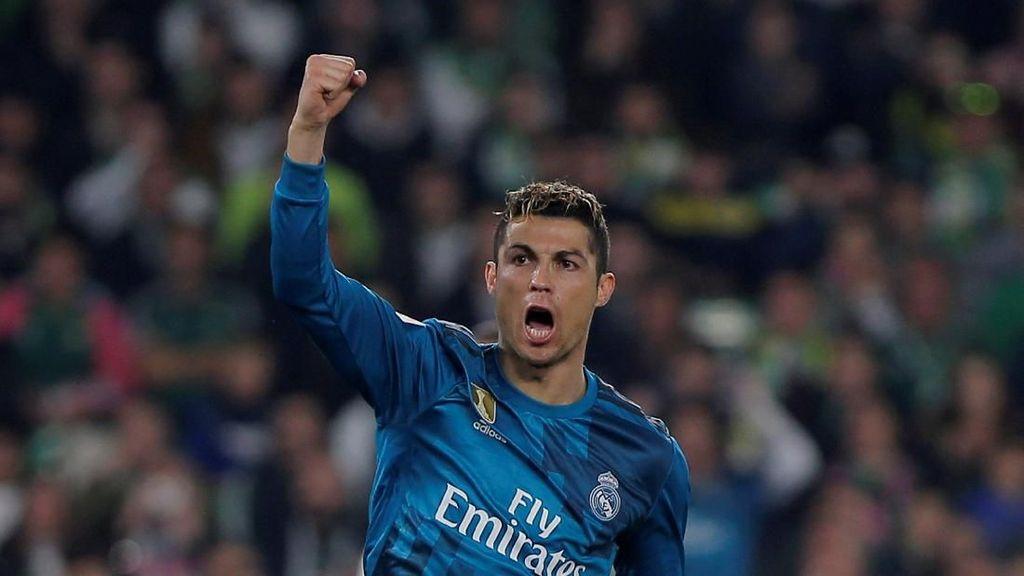 Ronaldo Sudah Kembali Tajam di La Liga