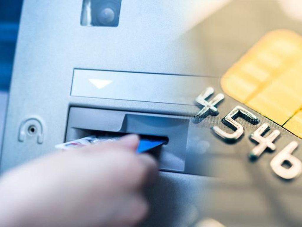 Hindari Skimming ATM dengan Ganti Kartu yang Pakai Chip