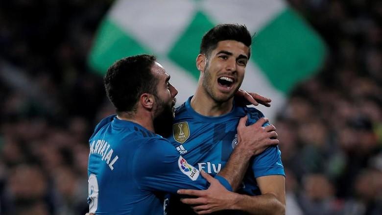 Madrid Sudah 6.000 Gol di La Liga