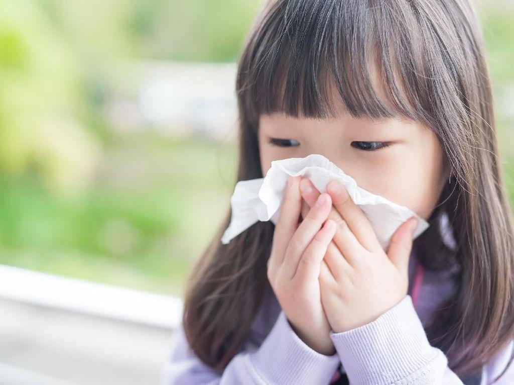 Musim Pancaroba Tiba, Jaga Kesehatan Anak dengan 5 Cara Ini
